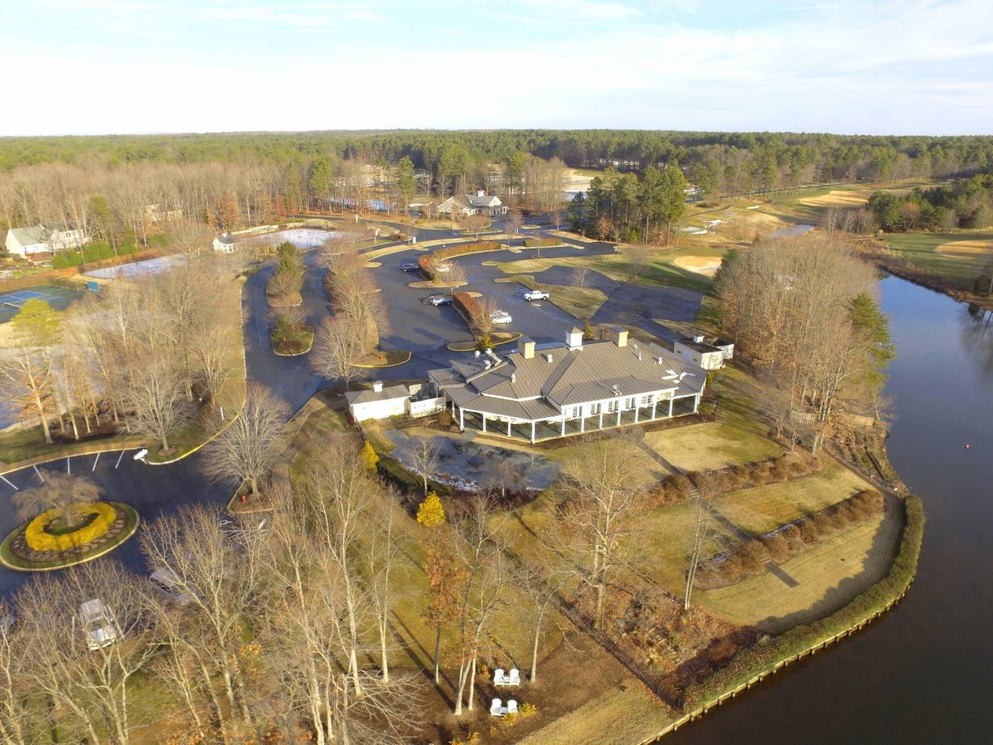 Aerial Drone Photography Project in Spotsylvania, VA